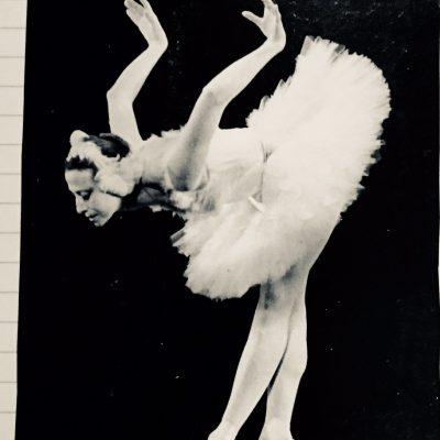 「瀕死の白鳥物語3」メッセレル先生に学んで-