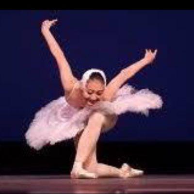 バレエ関連 「瀕死の白鳥」