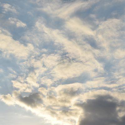 20171114  今朝の天空