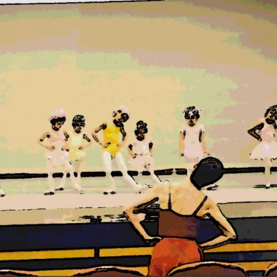 バレエ童話を描いてみよう5